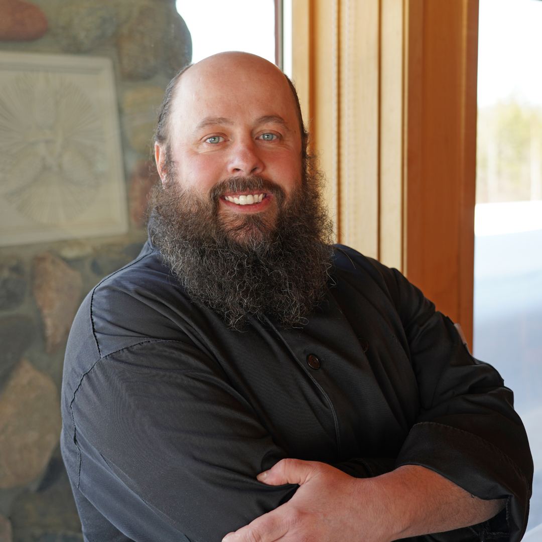Meet Bryan Morcom - Chef at the Wilderness at Fortune Bay