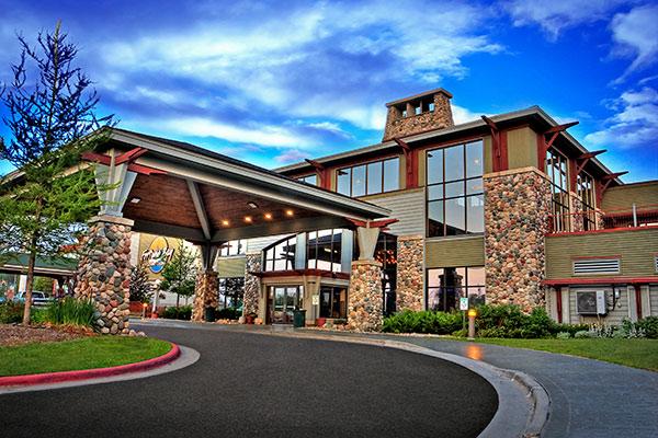 casino resorts mn